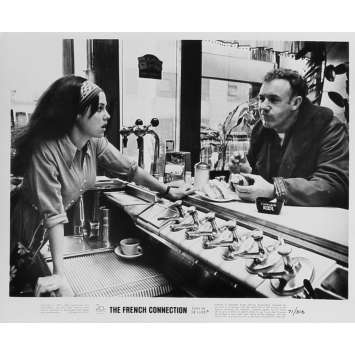 FRENCH CONNECTION Photo de presse N14 - 20x25 cm. - 1971 - Gene Hackman, William Friedkin