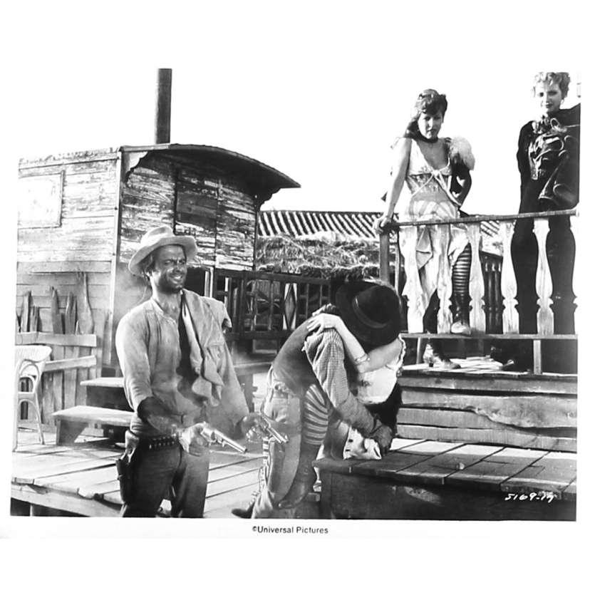 MY NAME IS NOBODY Original Movie Still N25 - 8x10 in. - 1973 - Tonino Valerii, Henry Fonda, Terence Hill