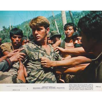 APOCALYPSE NOW Photo de film américaine N8 - 20x25 cm. - 1979 - Marlon Brando, Francis Ford Coppola