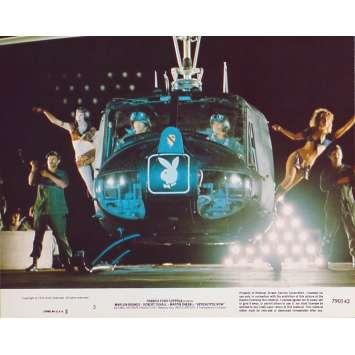 APOCALYPSE NOW Original Lobby Card N5 - 8x10 in. - 1979 - Francis Ford Coppola, Marlon Brando