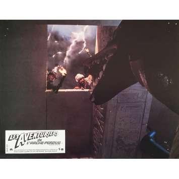 LES AVENTURIERS DE L'ARCHE PERDUE Photo de film française N7 - 21x30 cm. - 1981 - Harrison Ford, Steven Spielberg