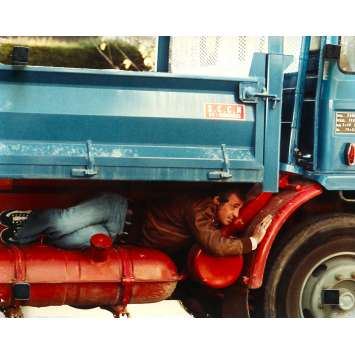 FLIC OU VOYOU Photo de presse N01 - 24x30 cm. - 1979 - Jean-Paul Belmondo, Georges Lautner