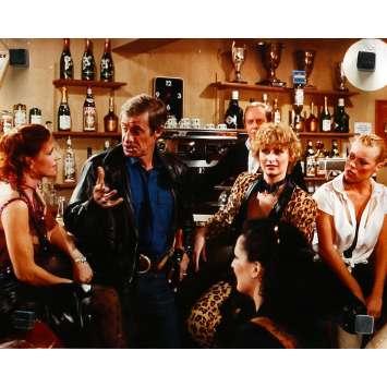 FLIC OU VOYOU Photo de presse N02 - 24x30 cm. - 1979 - Jean-Paul Belmondo, Georges Lautner