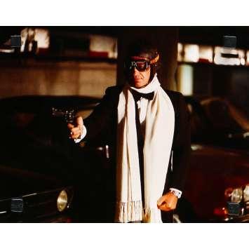 FLIC OU VOYOU Photo de presse N04 - 24x30 cm. - 1979 - Jean-Paul Belmondo, Georges Lautner