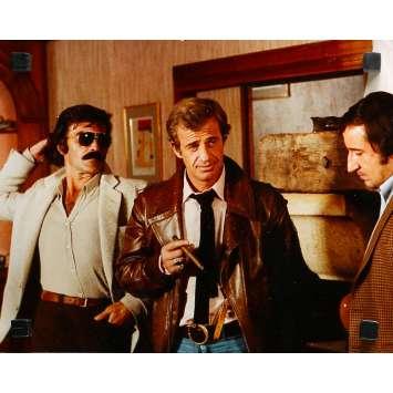 FLIC OU VOYOU Photo de presse N05 - 24x30 cm. - 1979 - Jean-Paul Belmondo, Georges Lautner