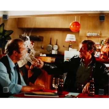 FLIC OU VOYOU Photo de presse N07 - 24x30 cm. - 1979 - Jean-Paul Belmondo, Georges Lautner