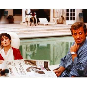 FLIC OU VOYOU Photo de presse N10 - 24x30 cm. - 1979 - Jean-Paul Belmondo, Georges Lautner