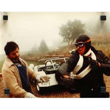 FLIC OU VOYOU Photo de presse N12 - 24x30 cm. - 1979 - Jean-Paul Belmondo, Georges Lautner