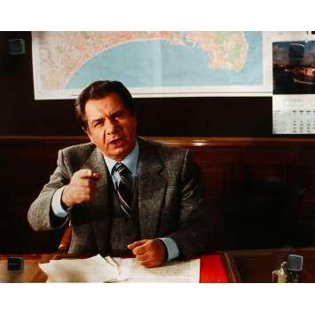 COP OR HOOD Original Movie Still N13 - 10x12 in. - 1979 - Georges Lautner, Jean-Paul Belmondo