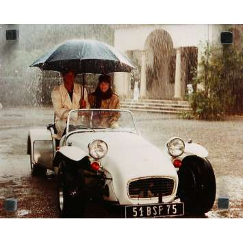 FLIC OU VOYOU Photo de presse N15 - 24x30 cm. - 1979 - Jean-Paul Belmondo, Georges Lautner