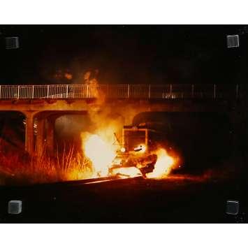 FLIC OU VOYOU Photo de presse N19 - 24x30 cm. - 1979 - Jean-Paul Belmondo, Georges Lautner