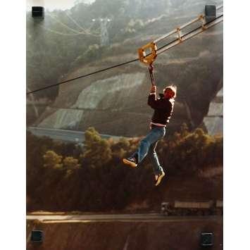 FLIC OU VOYOU Photo de presse N21 - 24x30 cm. - 1979 - Jean-Paul Belmondo, Georges Lautner