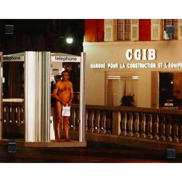 COP OR HOOD Original Movie Still N25 - 10x12 in. - 1979 - Georges Lautner, Jean-Paul Belmondo