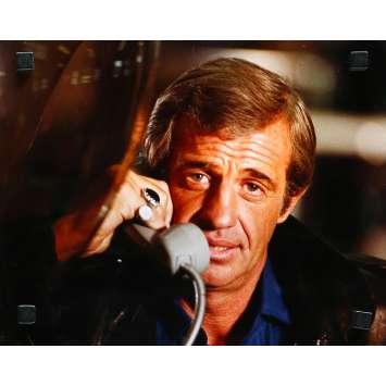COP OR HOOD Original Movie Still N27 - 10x12 in. - 1979 - Georges Lautner, Jean-Paul Belmondo