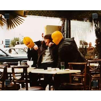 FLIC OU VOYOU Photo de presse N29 - 24x30 cm. - 1979 - Jean-Paul Belmondo, Georges Lautner