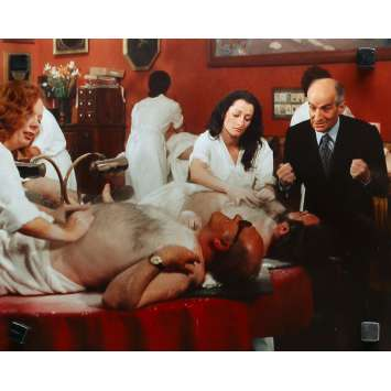 THE WING & THE THIGH Original Movie Still N02 - 10x12 in. - 1976 - Claude Zidi, Louis de Funès, Coluche