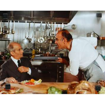 THE WING & THE THIGH Original Movie Still N08 - 10x12 in. - 1976 - Claude Zidi, Louis de Funès, Coluche