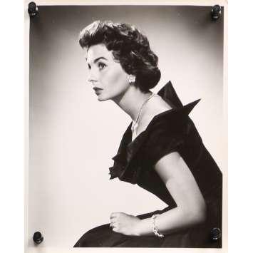 DES PAS DANS LE BROUILLARD Photo de presse - 20x25 cm. - 1955 - Jean Simmons, Arthur Lubin