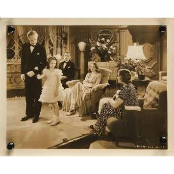 ENVOL VERS LE BONHEUR Photo de presse 109-37 - 20x25 cm. - 1939 - Ingrid Bergman, Gregory Ratoff