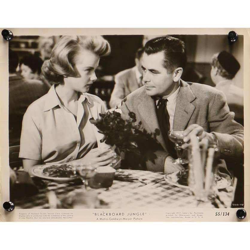 BLACKBOARD JUNGLE Original Movie Still 1666-118 - 8x10 in. - 1955 - Richard Brooks, Glenn Ford