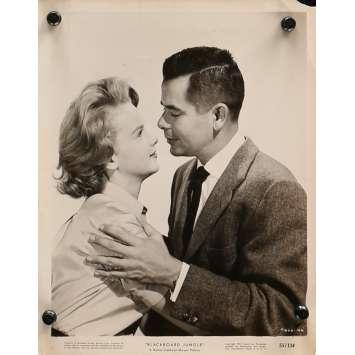 GRAINE DE VIOLENCE Photo de presse 1666-166 - 20x25 cm. - 1955 - Glenn Ford, Richard Brooks