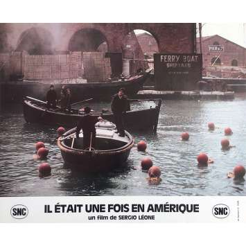 ONCE UPON A TIME IN AMERICA Original Lobby Card N17 - 10x12 in. - 1984 - Sergio Leone, Robert de Niro