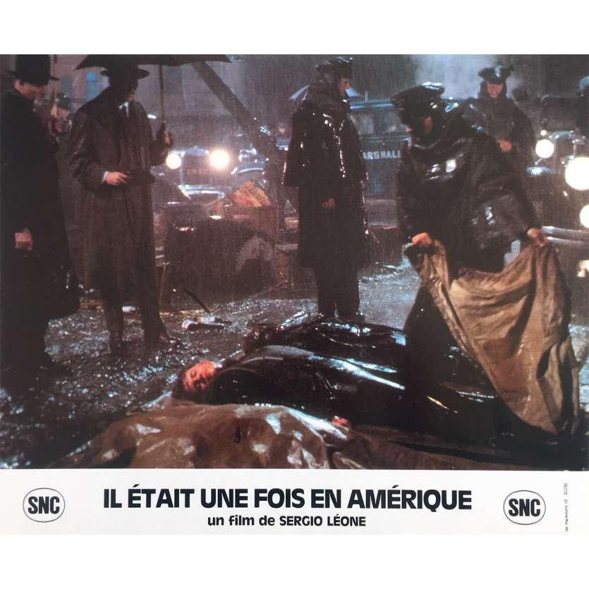 IL ETAIT UNE FOIS EN AMERIQUE Photo de film N13 - 24x30 cm. - 1984 - Robert de Niro, Sergio Leone