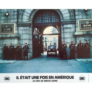 IL ETAIT UNE FOIS EN AMERIQUE Photo de film N5 - 24x30 cm. - 1984 - Robert de Niro, Sergio Leone
