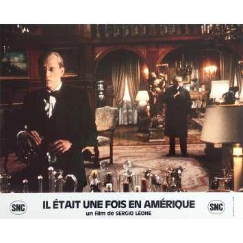 ONCE UPON A TIME IN AMERICA Original Lobby Card N3 - 10x12 in. - 1984 - Sergio Leone, Robert de Niro