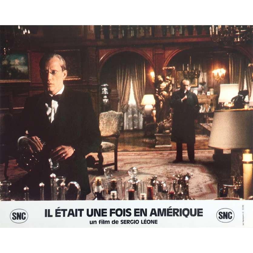IL ETAIT UNE FOIS EN AMERIQUE Photo de film N3 - 24x30 cm. - 1984 - Robert de Niro, Sergio Leone