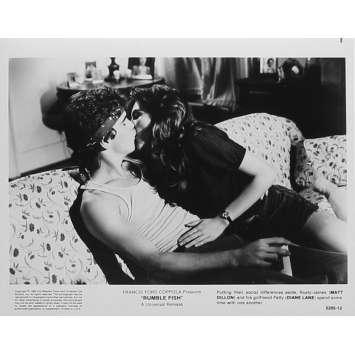 RUMBLE FISH Original Movie Still 5295-12 - 8x10 in. - 1983 - Francis Ford Coppola, Matt Dillon