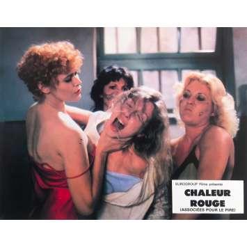 CHALEUR ROUGE Photo de film N2 - 21x30 cm. - 1985 - Linda Blair, Robert Collector