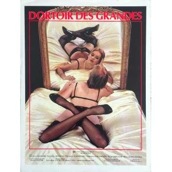 DORTOIR DES GRANDES Synopsis - 24x30 cm. - 1984 - Isabelle Legrand, Pierre Unia