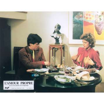 L'AMOUR PROPRE Photo de film N2 - 21x30 cm. - 1985 - Jean-Luc Bideau, Martin Veyron