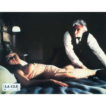 LA CLE Photo de film N1 - 21x30 cm. - 1983 - Stefania Sandrelli, Tinto Brass