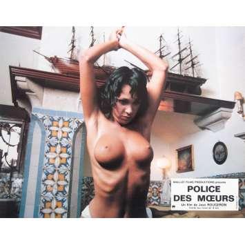 POLICE DES MŒURS Photo de film N1 - 21x30 cm. - 1987 - Yves Jouffroy, Jean Rougeron