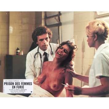 PRISON DES FEMMES EN FURIE Photo de film N1 - 21x30 cm. - 1984 - Suzane Carvalho, Michele Massimo Tarantini