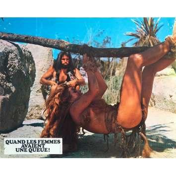 QUAND LES FEMMES AVAIENT UNE QUEUE Photo de film N1 - 21x30 cm. - 1970 - Senta Berger