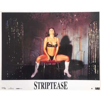 STRIPTEASE Photo de film N1 - 21x30 cm. - 1996 - Demi Moore, Burt Reynolds, Andrew Bergman