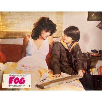 FOG Original Lobby Card N1 - 9x12 in. - 1979 - John Carpenter, Jamie Lee Curtis