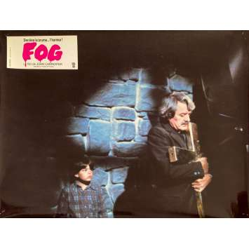 FOG Original Lobby Card N2 - 9x12 in. - 1979 - John Carpenter, Jamie Lee Curtis