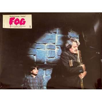 FOG Photo de film N2 - 21x30 cm. - 1979 - Jamie Lee Curtis, John Carpenter