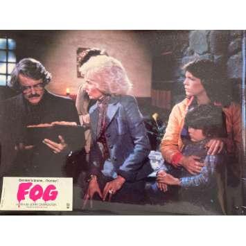FOG Original Lobby Card N4 - 9x12 in. - 1979 - John Carpenter, Jamie Lee Curtis