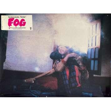 FOG Original Lobby Card N5 - 9x12 in. - 1979 - John Carpenter, Jamie Lee Curtis
