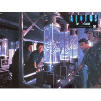 ALIENS Photo de film N3 - 21x30 cm. - 1986 - Sigourney Weaver, James Cameron
