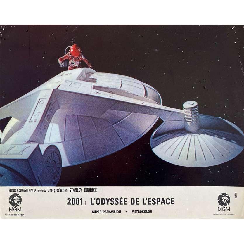 2001 L'ODYSSEE DE L'ESPACE Photo de film N1 - 21x30 cm. - 1968 - Keir Dullea, Stanley Kubrick