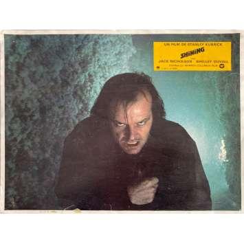 SHINING Photo de film N1 - 21x30 cm. - 1980 - Jack Nicholson, Stanley Kubrick