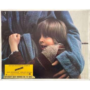 SHINING Photo de film N2 - 21x30 cm. - 1980 - Jack Nicholson, Stanley Kubrick
