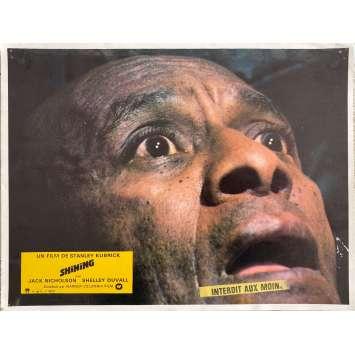 SHINING Photo de film N3 - 21x30 cm. - 1980 - Jack Nicholson, Stanley Kubrick