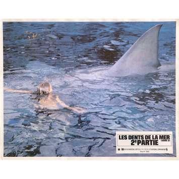 LES DENTS DE LA MER 2E PARTIE Photo de film N2 - 21x30 cm. - 1978 - Roy Sheider, Jeannot Szwarc